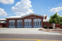 Fire Station Royalty Free Stock Image