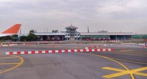 Fire station in New Bangkok International Airport Suvarnabhumi Royalty Free Stock Photo