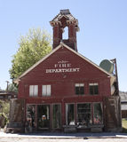 Fire Station Ridgway Royalty Free Stock Images