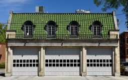 Fire Station 11 royalty free stock photography