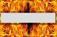 Fire stripe Stock Image