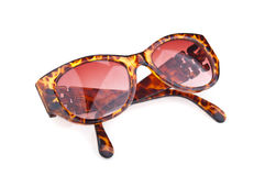 Fire Sunglasses Royalty Free Stock Image