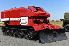 Fire Tank GPM-54 Stock Images