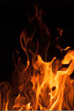 Fire, Temperature , Flame  , Color, Yellow, Orange, Royalty Free Stock Images
