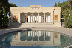 Fire Temple, Yazd, Iran, Asia Royalty Free Stock Photo