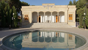 Fire Temple, Yazd, Iran, Asia Royalty Free Stock Photos
