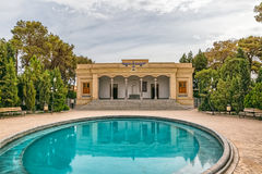 Fire temple in Yazd Stock Photography