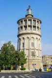 Fire Tower Bucharest Royalty Free Stock Photo