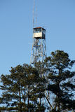 Fire tower Stock Photography