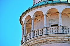 Fire Tower in Sopron. Hungary Royalty Free Stock Image
