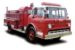 Free Fire Truck Stock Images - 14493074