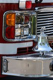 Fire Truck. Big fire truck close up Royalty Free Stock Photography