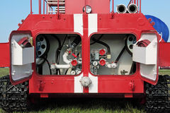 All-terrain fire machine  Stock Photography