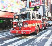 Fire Truck Stock Photo