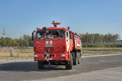 Fire truck Royalty Free Stock Photos