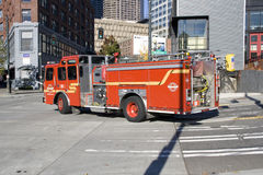 Fire truck emergency service Royalty Free Stock Image