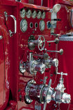 Fire Truck Equipment Royalty Free Stock Photography