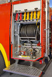 Fire Truck Equipment Stock Photos