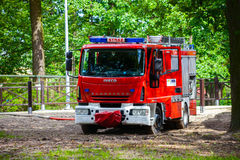 Fire Truck Royalty Free Stock Photo