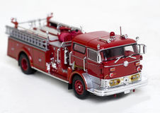 Fire truck replica Stock Photography