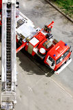 Fire truck Stock Image