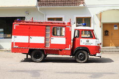 Fire truck Stock Photography