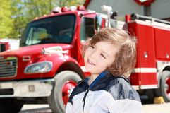 Fire truck Royalty Free Stock Images