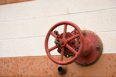 Fire Valve Royalty Free Stock Images