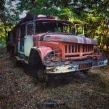 Fire vehicle Stock Photo