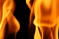 Fire wallpaper Stock Images