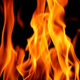 Fire wallpaper Royalty Free Stock Photo