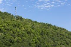 Fire Watch Tower Stock Photos