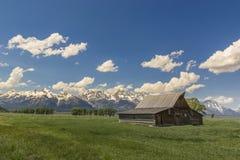 T.A.Moulton Barn stock photos
