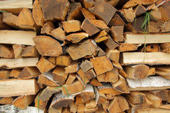 Fire wood Royalty Free Stock Photo