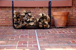 Fire Wood Stock Photos