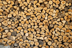 Fire woods Royalty Free Stock Photo