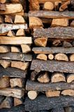 Fire woods Royalty Free Stock Photography