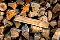 Fire-woods abstract background Royalty Free Stock Images