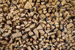Fire woods background Stock Images