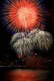 Fire work Stock Photography