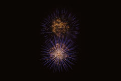 Fire Works Photography Royalty Free Stock Image