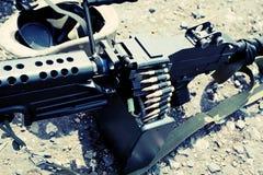 Firearms Royalty Free Stock Photo
