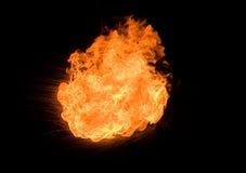 Fireball Royalty Free Stock Photography