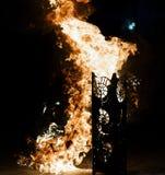 fireball Immagini Stock