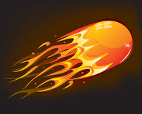 Fireball Royalty Free Stock Image