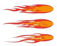 fireball Immagine Stock Libera da Diritti
