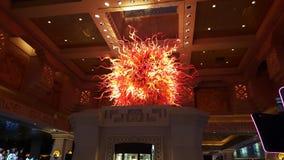 Fireball. Orange in atlantis bahamas royalty free stock images