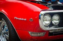 Firebird Στοκ Εικόνες