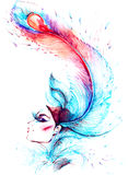 Firebird Royalty Ilustracja