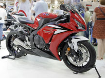 Fireblade de Honda Photos stock
